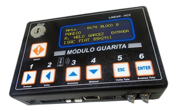 Modulo Guarita Ip Linear-hcs
