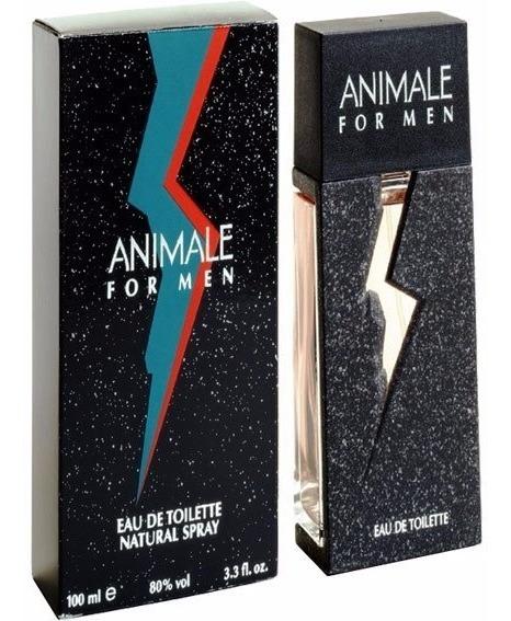 Perfume Animale 100ml - Masculino Original