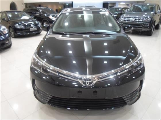 Oyota Corolla 2.0 Xei Multi-drive S (flex) 2018