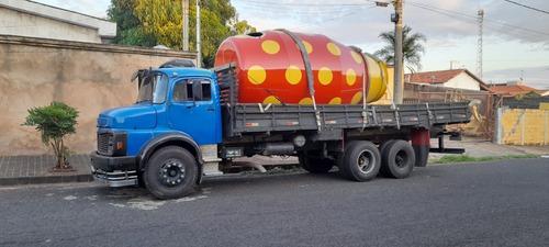 Imagem 1 de 8 de Mb 1113 Truck Carroceria