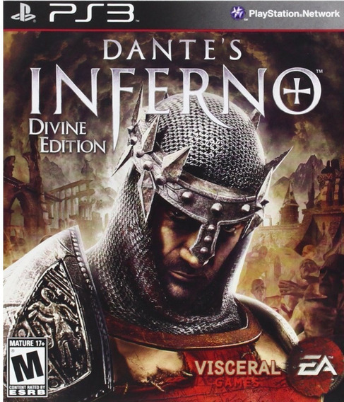 Dantes Inferno Ultimate + Dlcs - Jogos Ps3 Playstation 3
