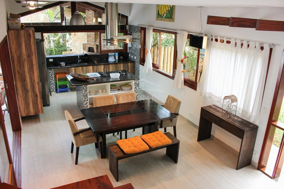 Belíssima Casa Na Praia De Itamambuca - Ca00037 - 32365990