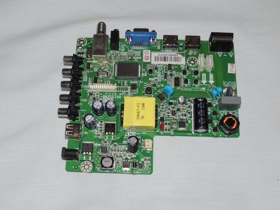 Placa Principal Philco Ph20u21db Ph20u21d Ph20u21dr Led V.b