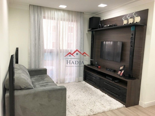 Estuda Permuta|apartamento No Morado Dos Deus Na Rua Do Retiro Em Jundiaí Sp - Ap00021 - 31983361