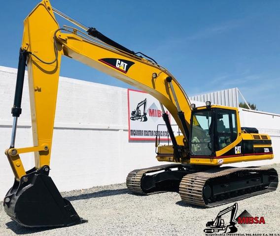 Excavadora Caterpillar 325l John Deere Volvo Jcb Hyunday