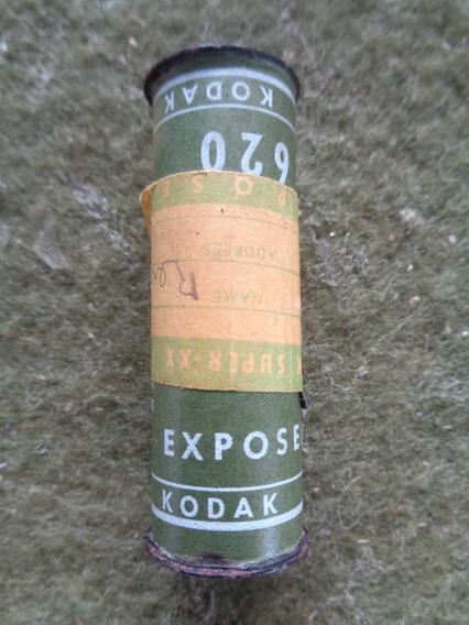 Filme Kodak Antigo