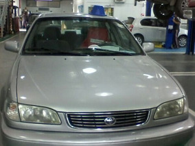 Toyota Corolla Xei Pack 1.8 6m/t 2000 Color Gris Claro