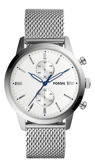 Relógio Fossil Masculino Townsman Fs5435/1kn