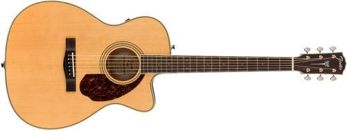 Ftm Guitarra Electroacustica Fender Paramount Pm-3 Triple-0