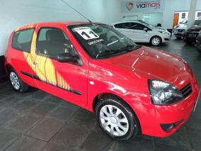 Renault Clio Campus 1.0 16v Hi-flex, Euq0617