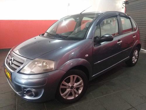 Citroën C3 2010 1.6 16v Exclusive Flex 5p