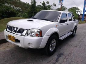 Nissan Frontier Np300 Mt 2500cc 4x2 Diesel