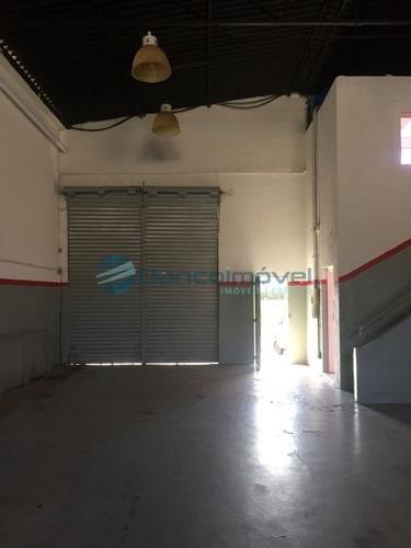 Barracão Para Alugar Jardim Bandeirantes, Barracão Para Alugar Em Campinas - Ba00180 - 32675141