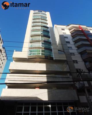 Apartamento A Venda Em Guarapari É Nas Imobiliárias Itamar Imóveis. - Cb00052 - 34102886