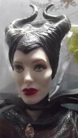 Maléfica-dark Beauty Malefficent Disney Princess 12