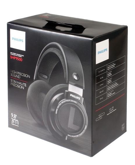Headphone Phillips Shp 9500