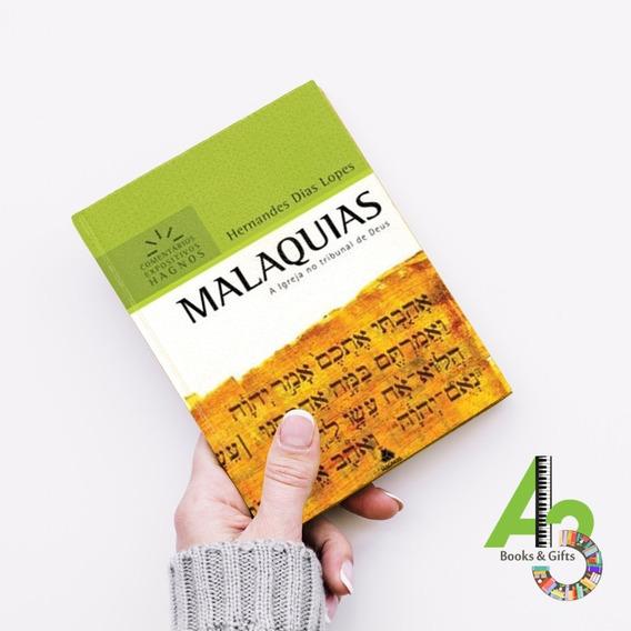 Lr12 Malaquias - Comentários Expositivos- Hernandes Dias