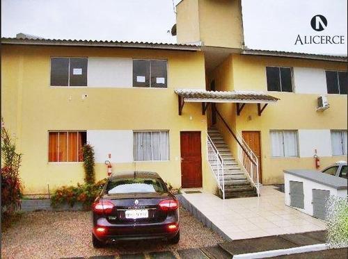 Apartamento 2 Dormitórios No Bairro Fundos! - 2462