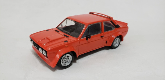 Miniatura Do Fiat Abarth 131 1976 1:43