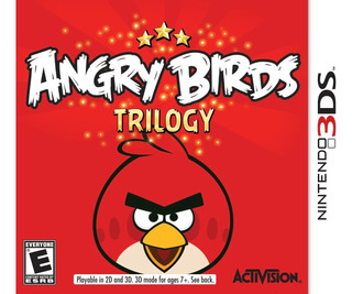 Angry Birds Trilogy Nintendo 3ds