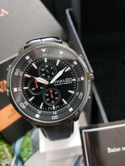 Relógio Vivara Limited Edition / Raro Coisa Fina Confira