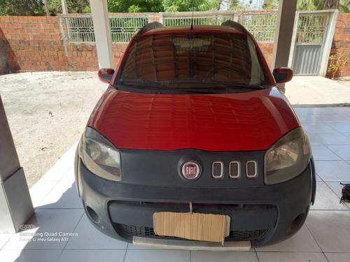 Imagem 1 de 6 de Fiat Uno Way 1.4