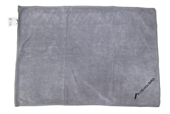 Toalha Ultra Absorvente Trilhas E Rumos Towel P/ Exercícios