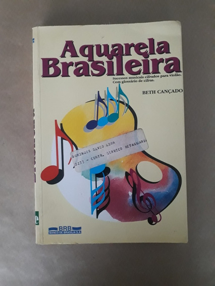 Aquarela Brasileira - Beth Cançado