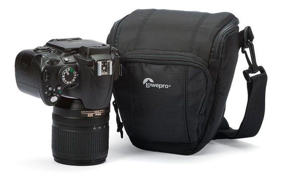 Bolsa De Câmera Profissional Lowepro Toploader Zoom 45 Aw Ii