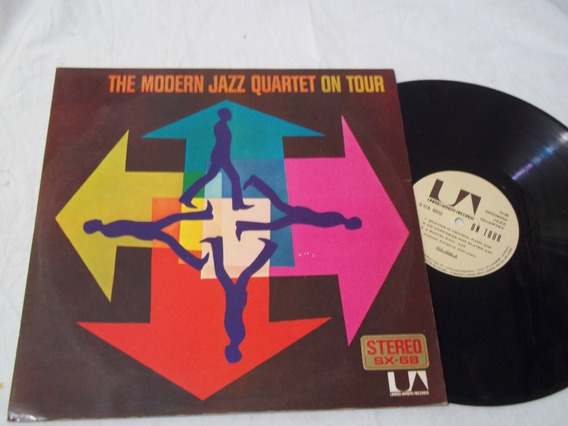 Vinil Lp - The Modern Jazz Quartet On Tour