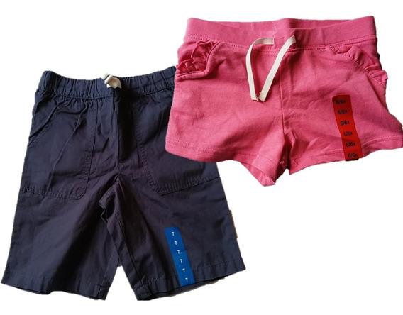 Short Para Niño Y Niña Carter´s Original