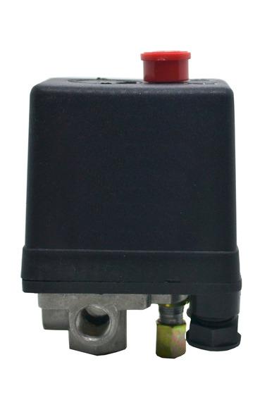 Pressostato Automático Compressor Lefoo 135-175 Psi (alta)
