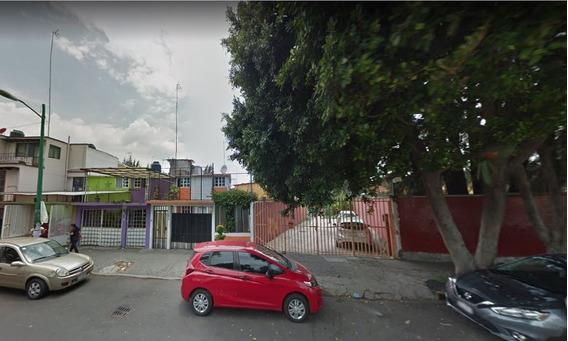 Venta De Casa Sola En Ctm Culhuacan Secc Viii Coyoacan