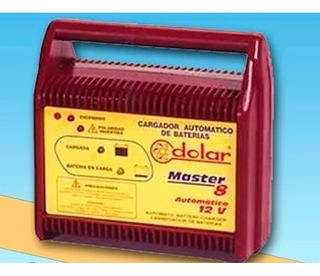 Cargador De Baterías Automático (de Flote) Master 8 Dolar