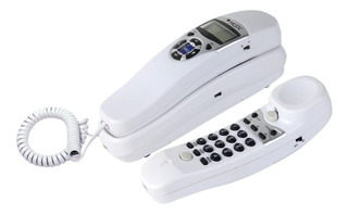 Telefono Alambrico Identificador Bloqueo Llamadas Misik 880