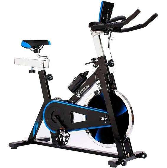 Bicicleta Fija Spinning Centurfit Gym Fitness Profesional