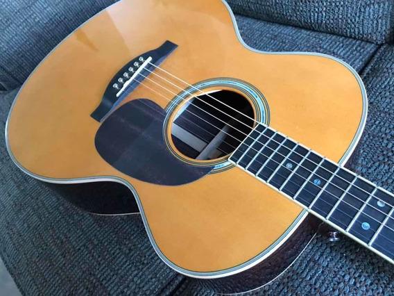 Guitarra Yamaha Lj16bc Billy Corgan Electro Acústica