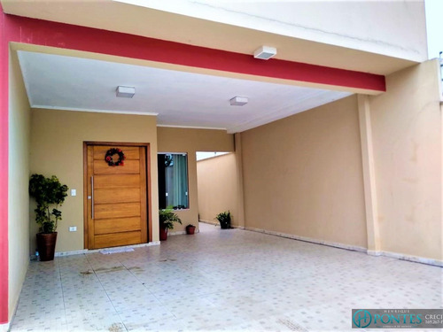 Casa No Bairro São José Em Peruíbe - Ca00615