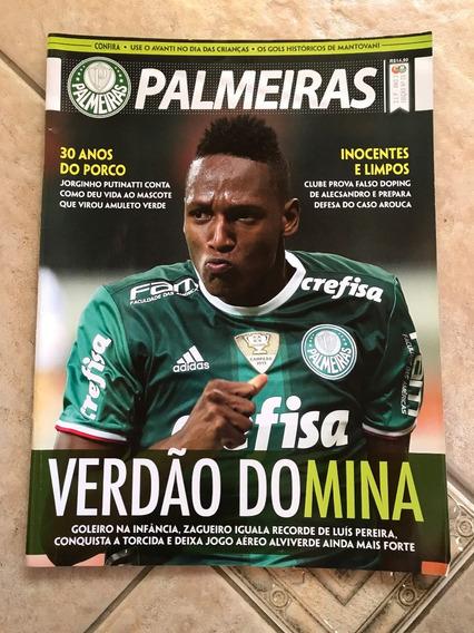 Revista Palmeiras 26 Mina Alecsandro Jorginho Putinatti