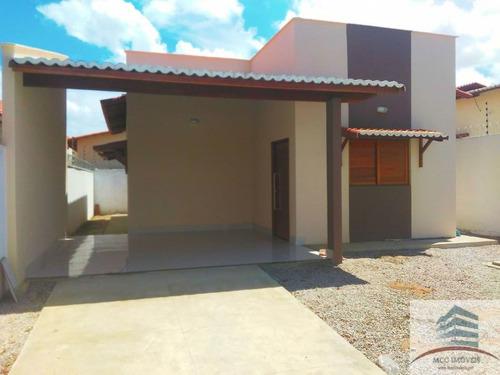 Casa Nova A Venda Loteamento Parque Verde, Nova Esperança, P