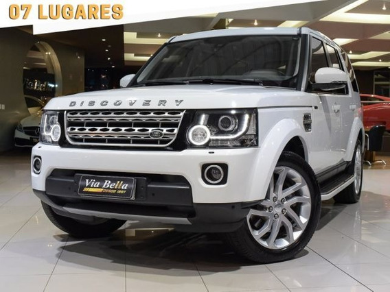 Land Rover Discovery 4 Hse 4x4 3.0 Turbo V6 36v