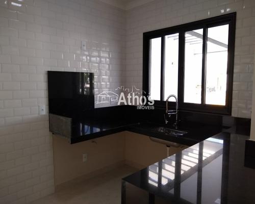 Imagem 1 de 30 de Casa A Venda No Condominio Residencial Park Real - Indaiatuba Sp - Ca04868 - 69505819