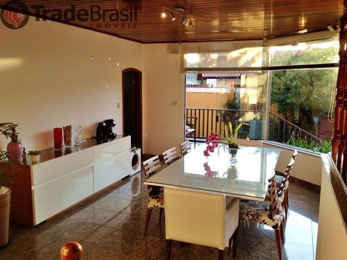 Imagem 1 de 30 de Casa Para Venda, 3 Dormitórios, City América - São Paulo - 734
