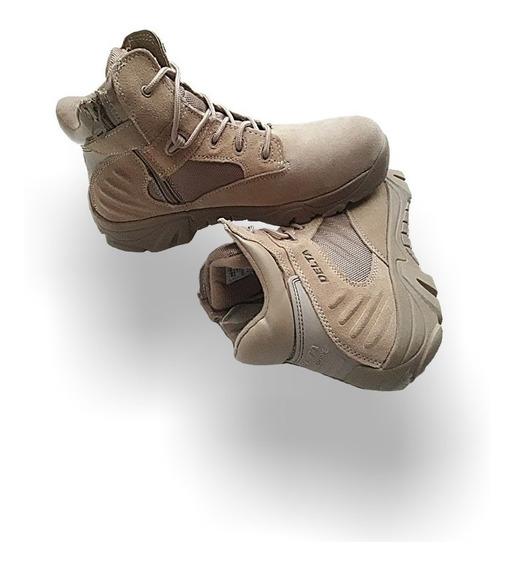 Zapato Outdoor Coyote Policial Delta - Lito