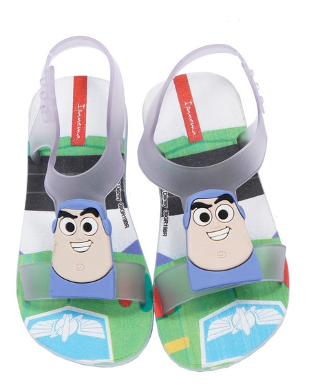 Ojota Sandalia Niño Verano Pileta Ipanema Toy Story