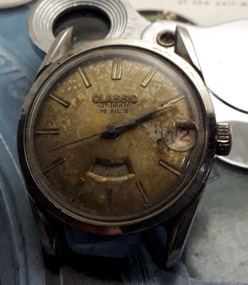 Relógio Classic Automático