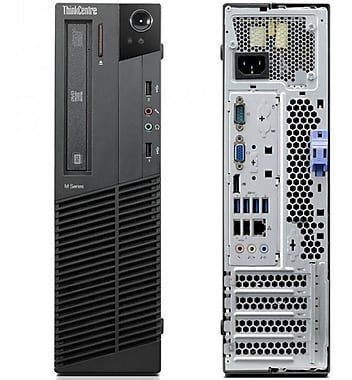 Cpu Desktop Lenovo M92 Core I3 3ª G 2gb Ddr3 Ssd 120gb Wi-fi