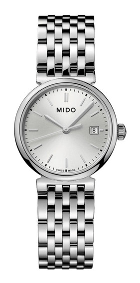 Reloj Mido Dorada Acero Inoxidable M033.210.11.031.00