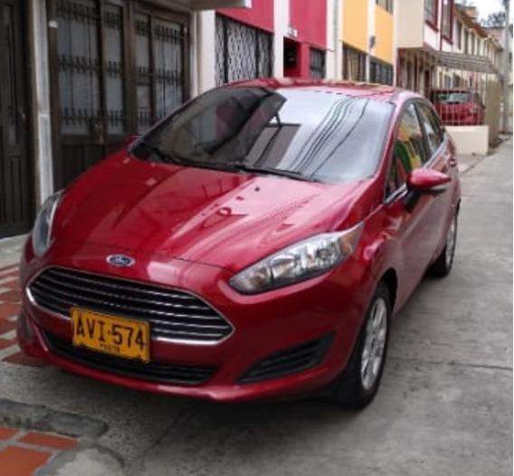 Ford Fiesta Modelo 2015, Excelent Estado, Unico Dueño