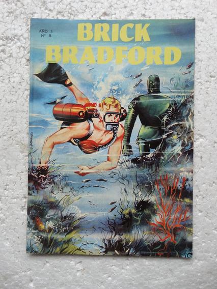 Brick Bradford Nº 8! Lorde Cochrane 1966